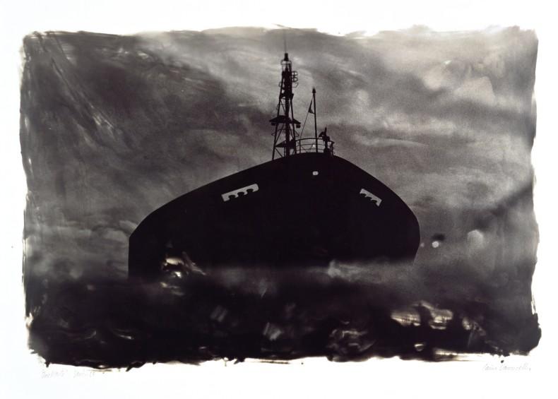 Docemarte #01, da série Navios, 1989
