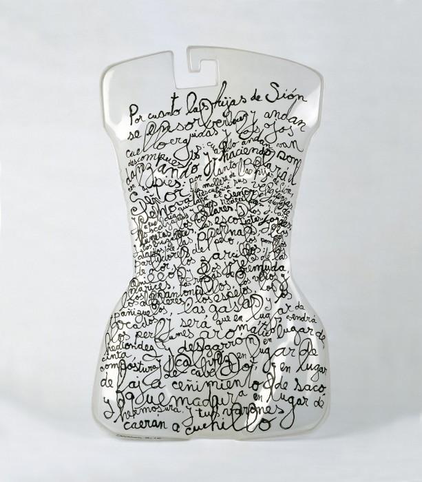 Manequin transparente, 1994