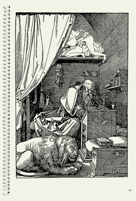 Página do livro Parahereges, 1986