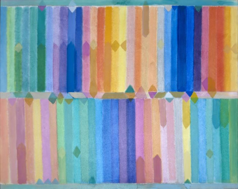 Partita for Colors (Chromatic Constellation), 2007