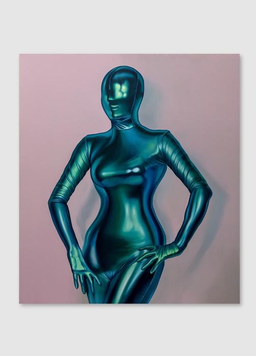Green Body Suit, 2019