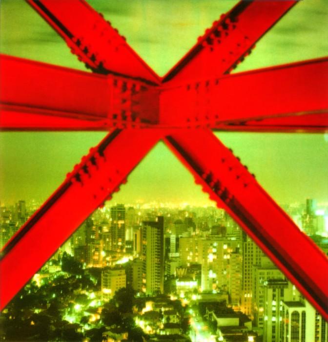 Torre TV Bandeirantes #1, da série Noturnos São Paulo, 2002