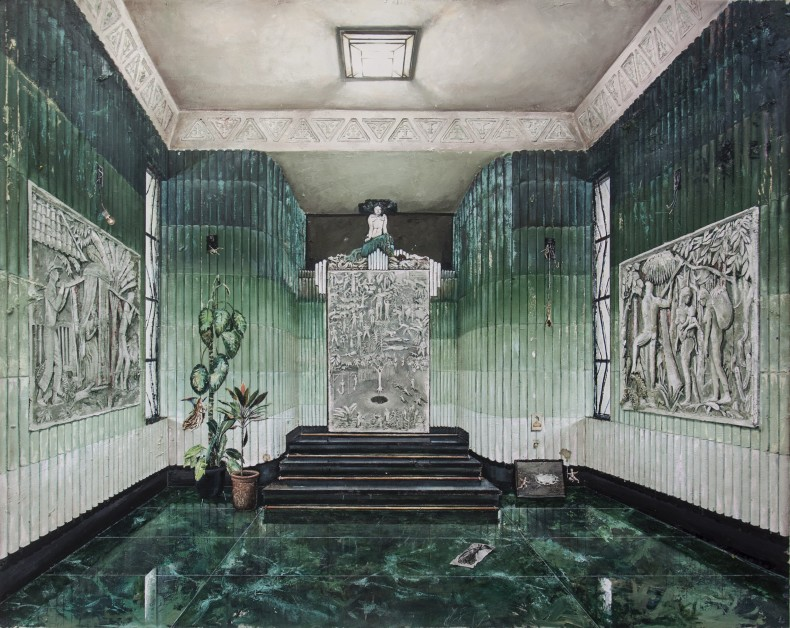 Altar Marajoara, 2020