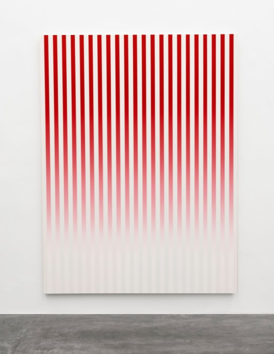 Slow Motion Red # 1, 2019
