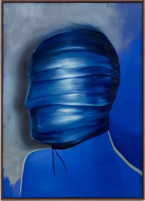 Blue Head, 2019