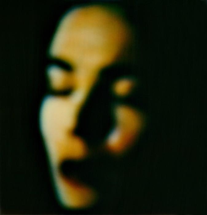 Rosto #01, 1990
