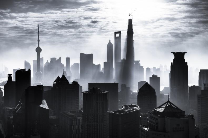 Shanghai #14, 2013