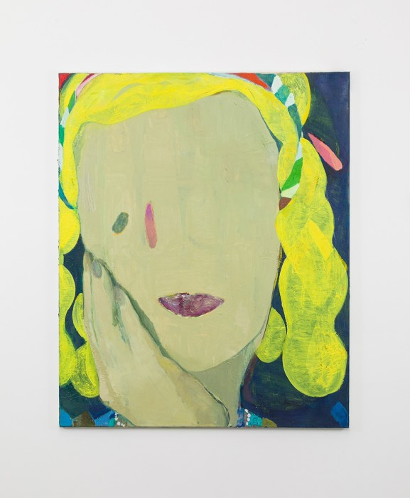 Cristina Canale Empatia, 2020 tinta óleo sobre tela / oil paint on canvas 110 x 90 cm / 43.3 x...
