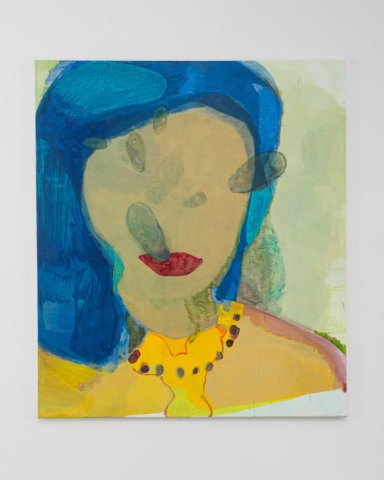 Cristina Canale Paisagem, 2020 tinta óleo sobre tela / oil paint on canvas 200 x 175 cm / 78.7 x...