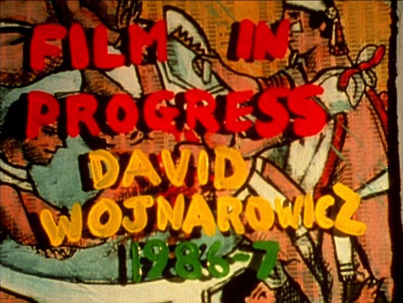 david wojnarowicz, a fire in my belly, 1986/1987