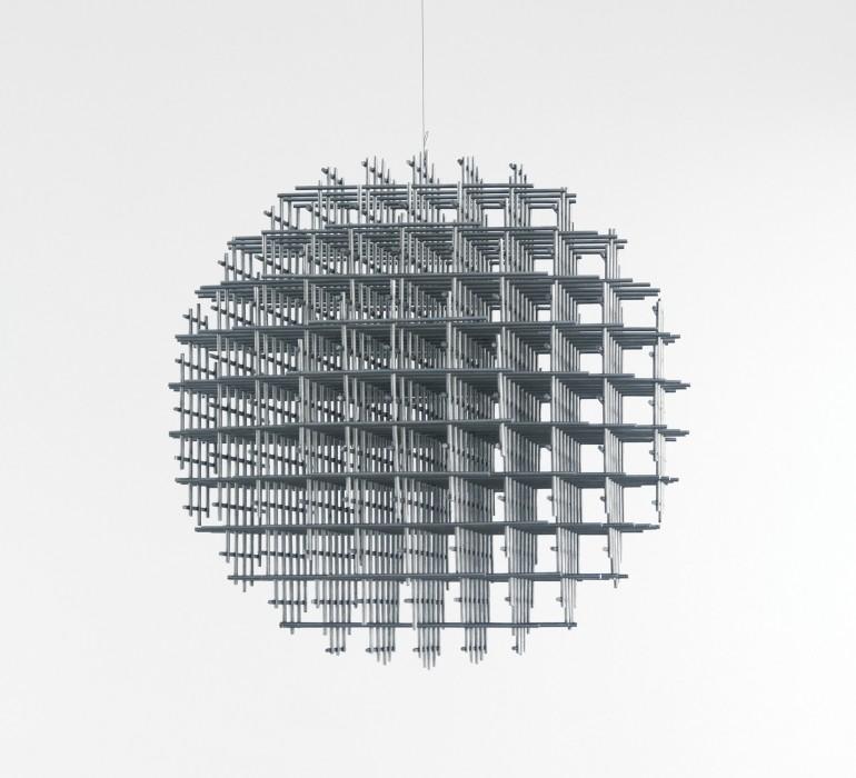 françois morellet, sphere, 1962