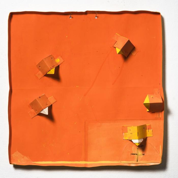 karin lambrech, diagrama de uma paisagem e outra paisagem, 2010