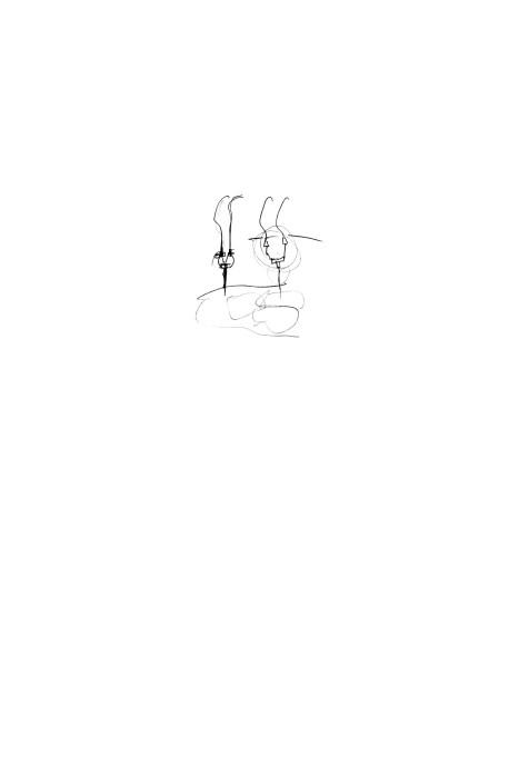 laura vinci, desenhos de caderno – série 3 - #2, 2011