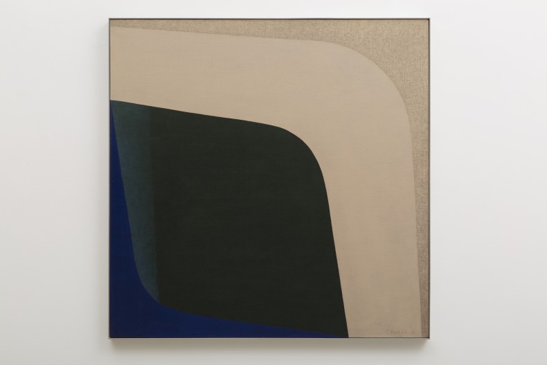 Tomie Ohtake Untitled, 1980 oil paint on canvas 100 x 100 cm
