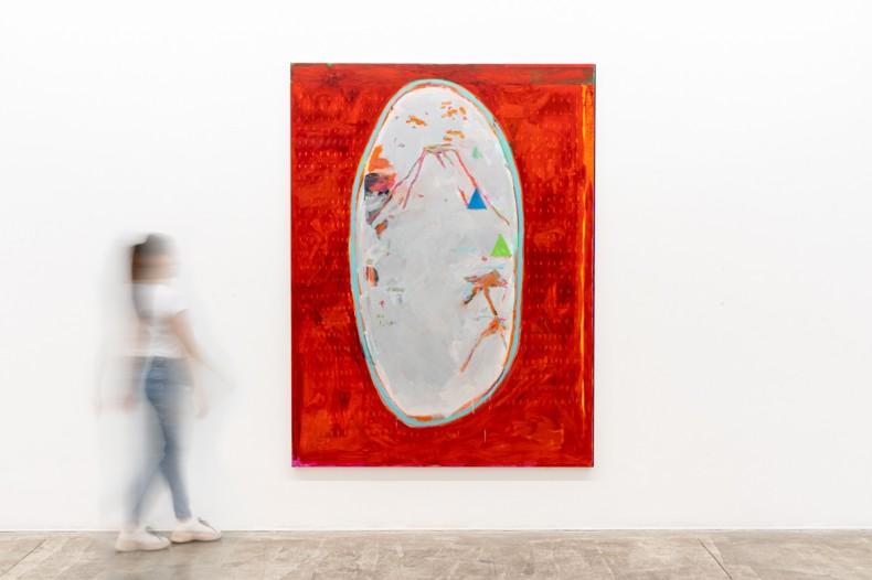 Bruno Dunley Sem título / Untitled, 2015 tinta óleo sobre tela / oil paint on canvas 200 x 150 cm...