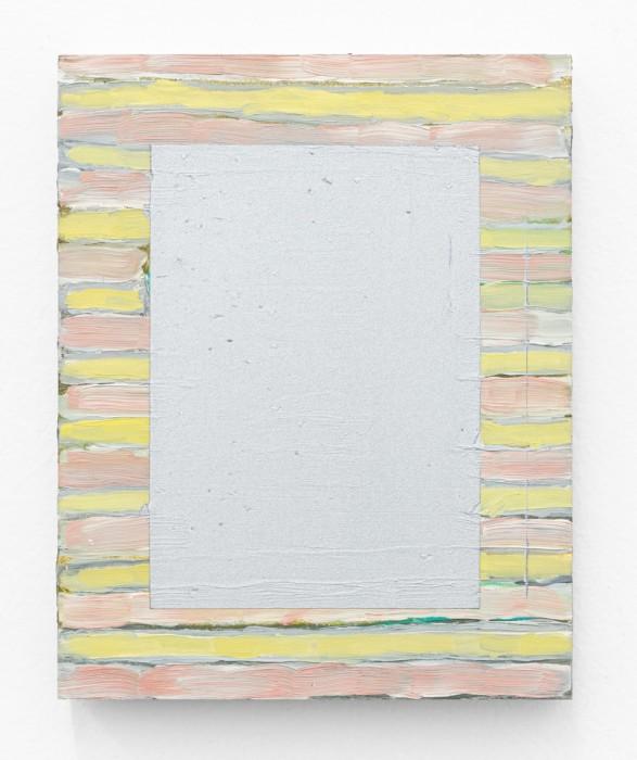 Bruno Dunley Sem título / Untitled, 2016 tinta óleo sobre tela / oil paint on canvas 25,5 x 20 cm...