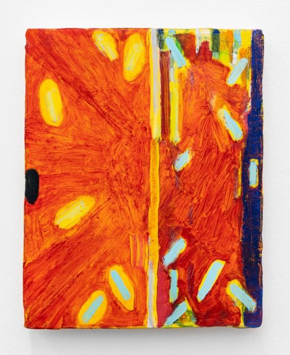 Bruno Dunley Sem título / Untitled, 2018 tinta óleo sobre tela / oil paint on canvas 30 x 24 cm...