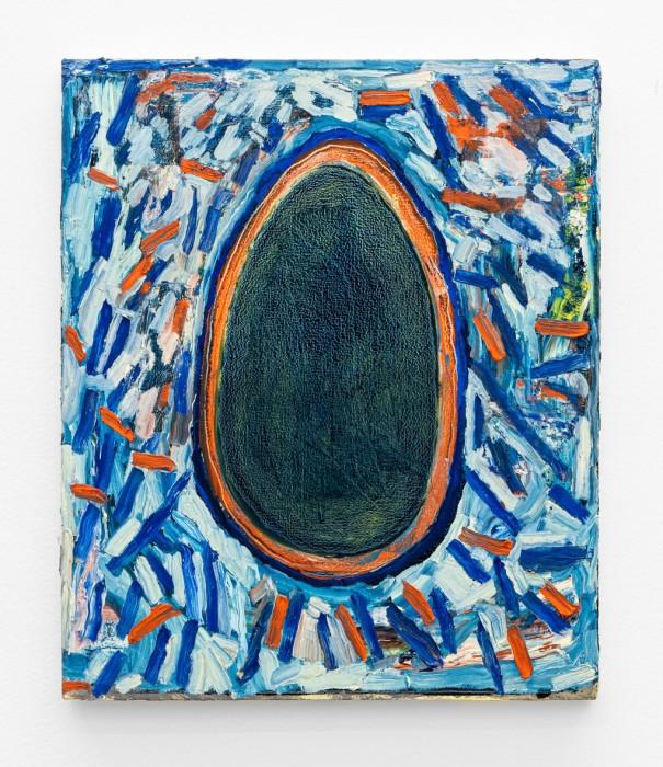 Bruno Dunley Sem título / Untitled, 2018 tinta óleo sobre tela / oil paint on canvas 60 x 50 cm...