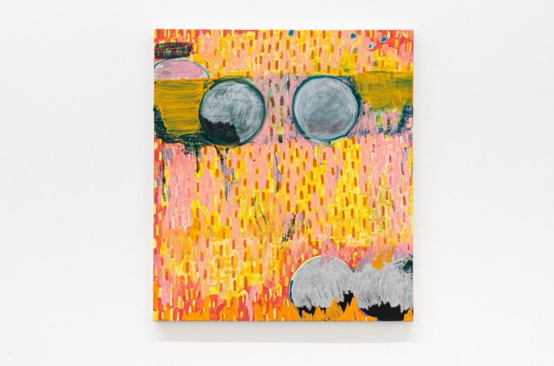 Bruno Dunley Sem título / Untitled, 2020 tinta óleo sobre tela / oil paint on canvas 90,2 x 80,3 x...