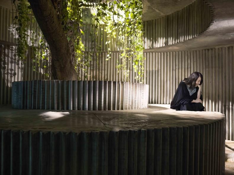 Isaac Julien O que é um museu? (Lina Bo Bardi - A marvellous entanglement), 2019 fotografia em papel Endura Ultra...