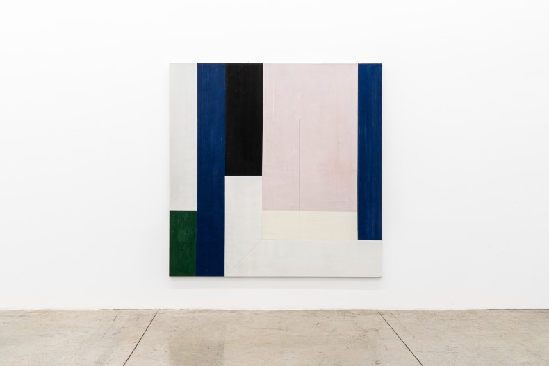 Fabio Miguez Untitled, from Volpi series, 2020 oil paint and wax on canvas 200 x 200 cm | 78.7 x...