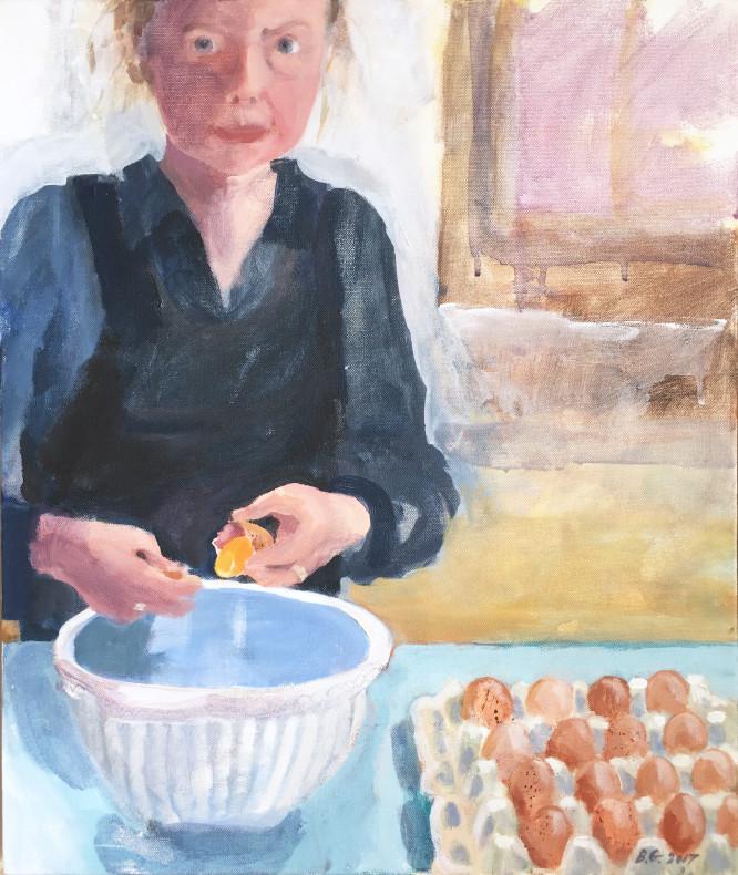 Brita Granstrom, Eggs