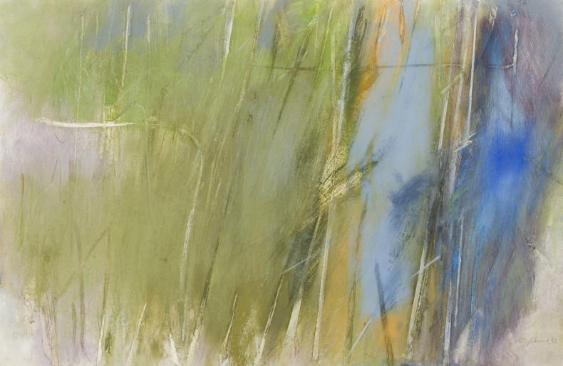 John Golding, Untitled, 1987