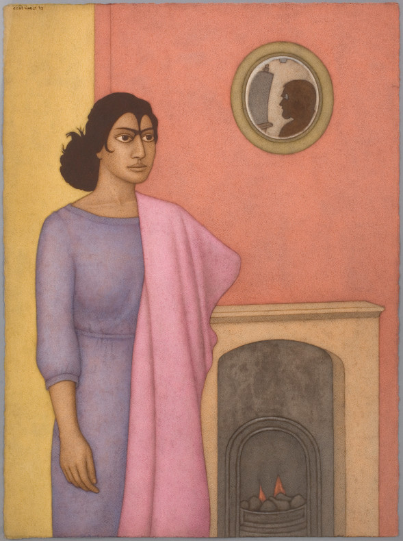 Shanti Panchal, The Flame, 2013