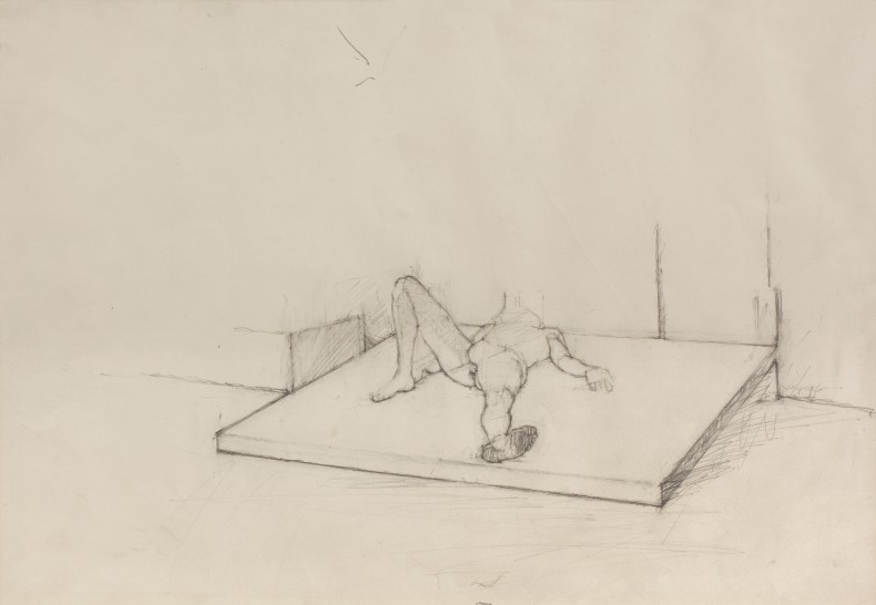<span class=%22title%22>Male Nude Lying on Mattress<span class=%22title_comma%22>, </span></span><span class=%22year%22>1961</span>