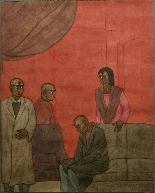 Shanti Panchal, The Judgement, 1997-8