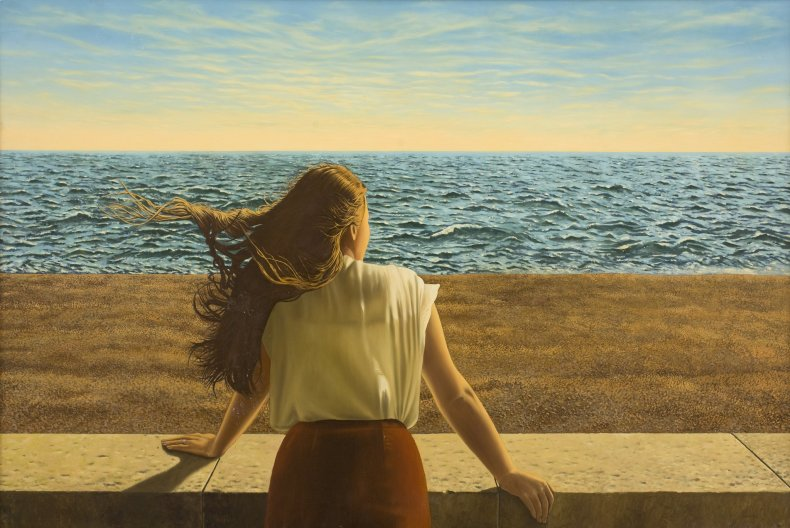 <span class=%22title%22>Girl by the Sea</span>