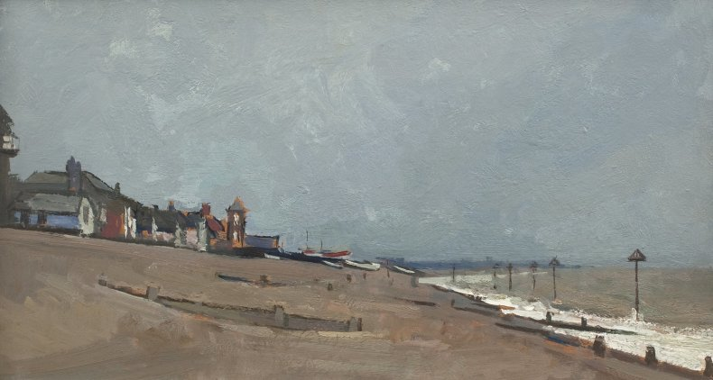 <span class=%22title%22>The beach at Aldeburgh, Nov- Dec<span class=%22title_comma%22>, </span></span><span class=%22year%22>1971</span>