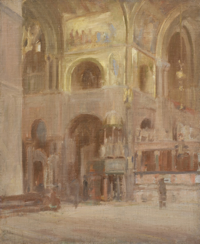 <span class=%22title%22>Study for Interior of St Mark's, Venice<span class=%22title_comma%22>, </span></span><span class=%22year%22>1895-96</span>