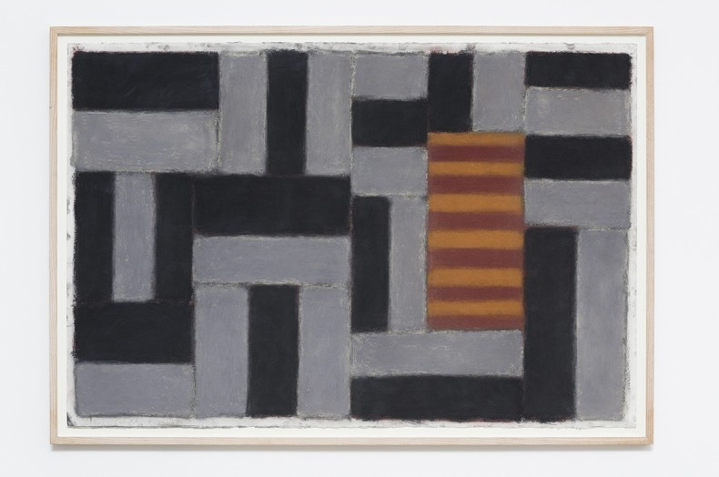 Sean Scully, Untitled (8.17.93), 1993