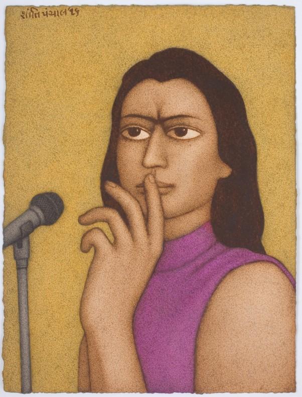 Shanti Panchal, The Singer, 2016