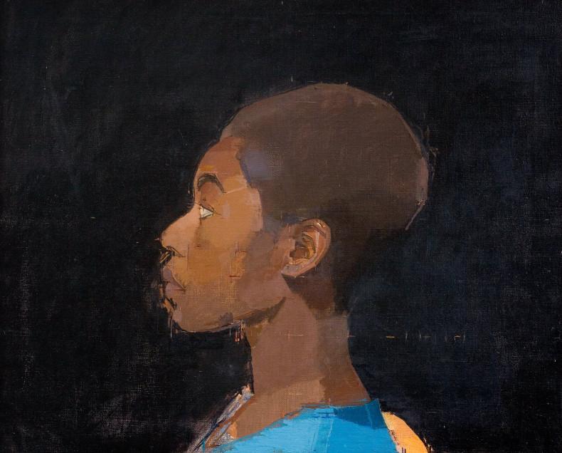 Euan Uglow, Marigold, 1969