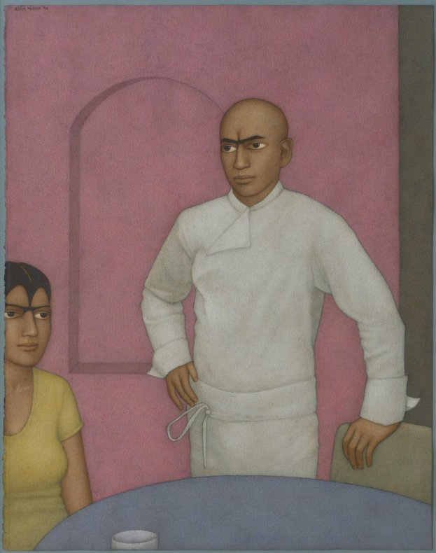 Shanti Panchal, The Last Orders, 2012