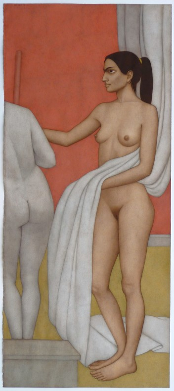 Shanti Panchal, The Robe, 2010