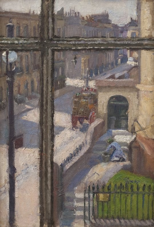 <span class=%22title%22>From a Window in the Hampstead Road<span class=%22title_comma%22>, </span></span><span class=%22year%22>1911</span>