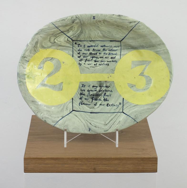 Grayson Perry, 23, 1987
