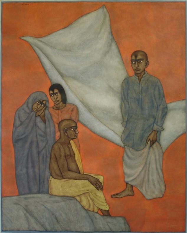 Shanti Panchal, Resurrection, 1996