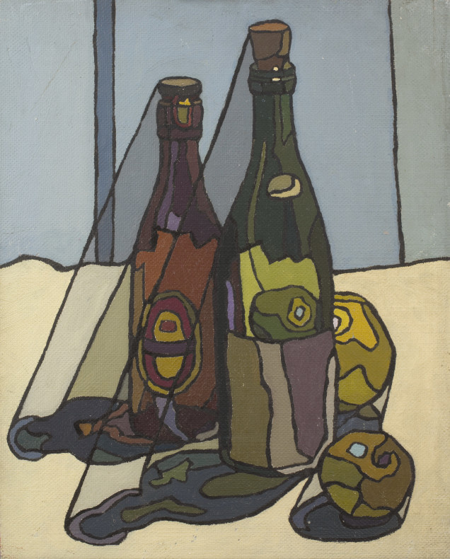 <span class=%22title%22>Still Life with Bottles  <span class=%22title_comma%22>, </span></span><span class=%22year%22>1955 c. </span>