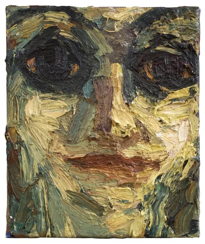 Thomas Newbolt, Head II, 2008
