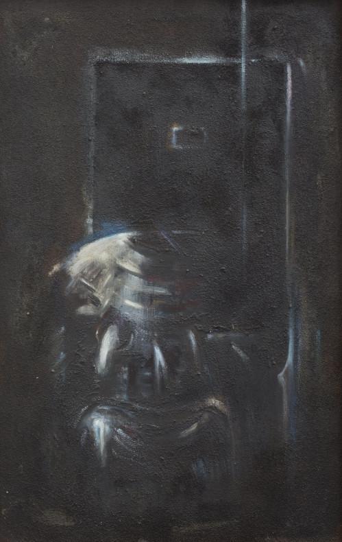 John Golding, Small Totem Group, 1962
