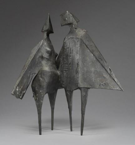 Lynn Chadwick, Winged Figures II, 1975