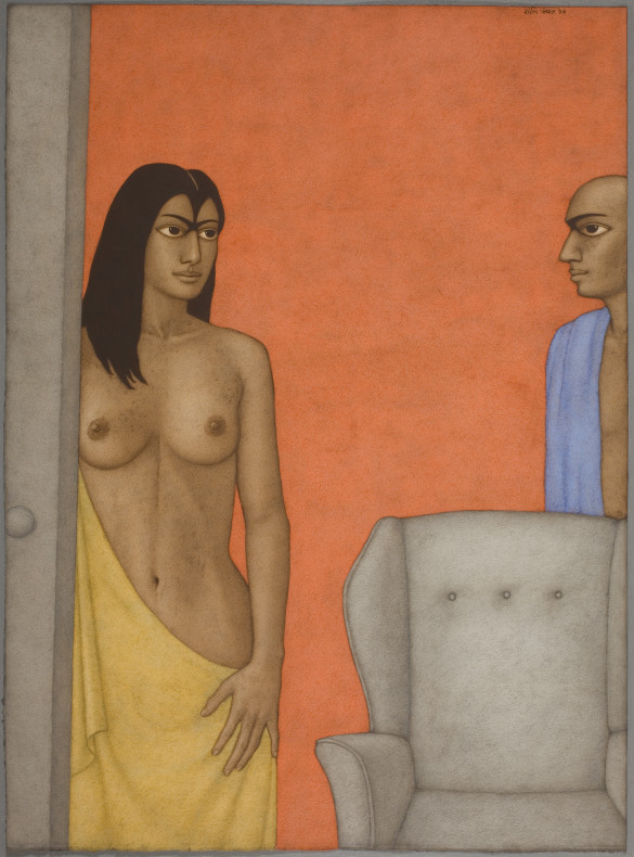 Shanti Panchal, Admiration, 2007
