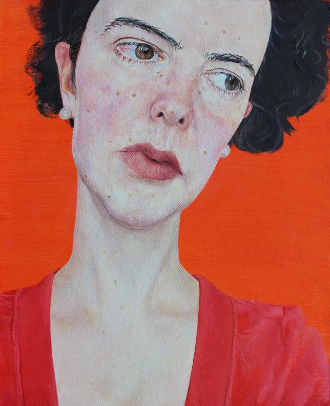 Frances Borden, DRAM, 2017