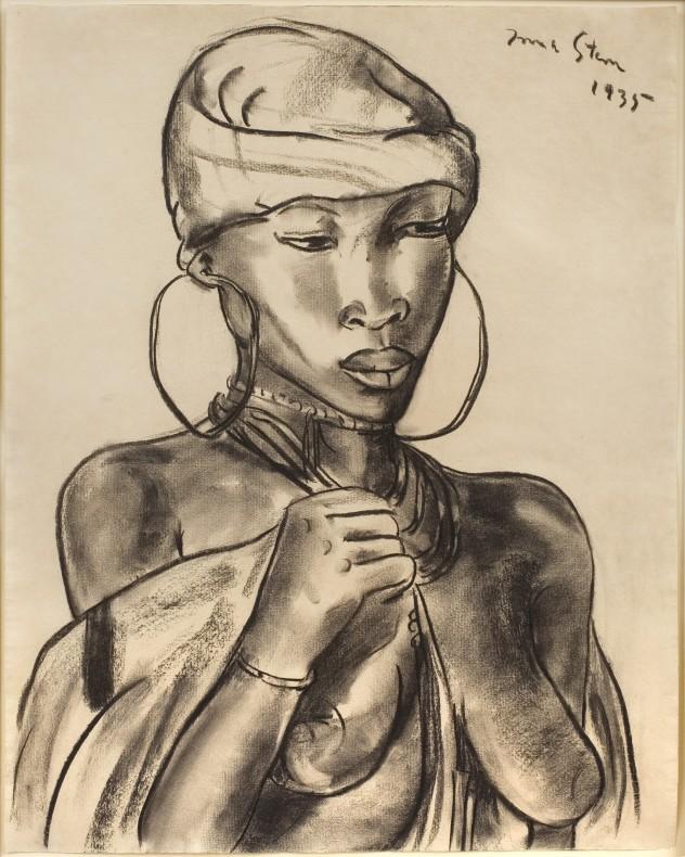 Irma Stern, Portrait of a Woman, 1935