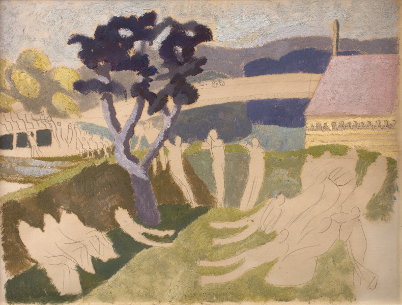 <span class=%22title%22>Figure Study at Cookham<span class=%22title_comma%22>, </span></span><span class=%22year%22>1920-23 c.</span>