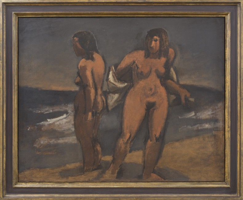 <span class=%22title%22>Women on the Shore<span class=%22title_comma%22>, </span></span><span class=%22year%22>1945-50</span>